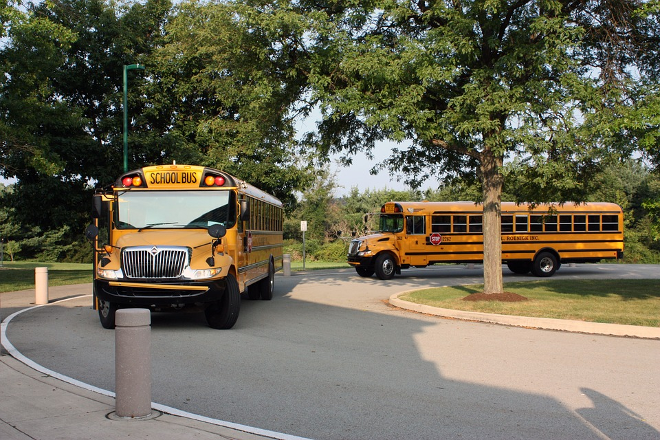 Bus 415, Columbia Pike Stop Temporarily Relocated