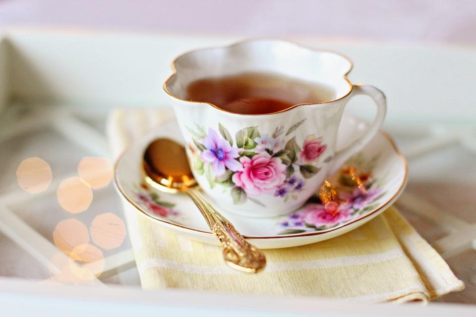 Model 3rd Grade Etiquette Afternoon Tea – June 2