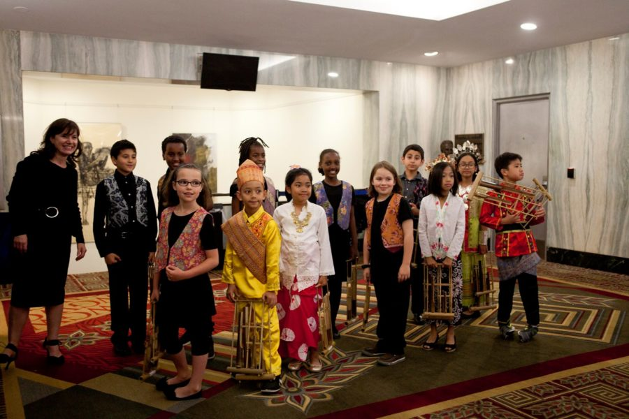 2018 student practice and performance for asian american pacific american month