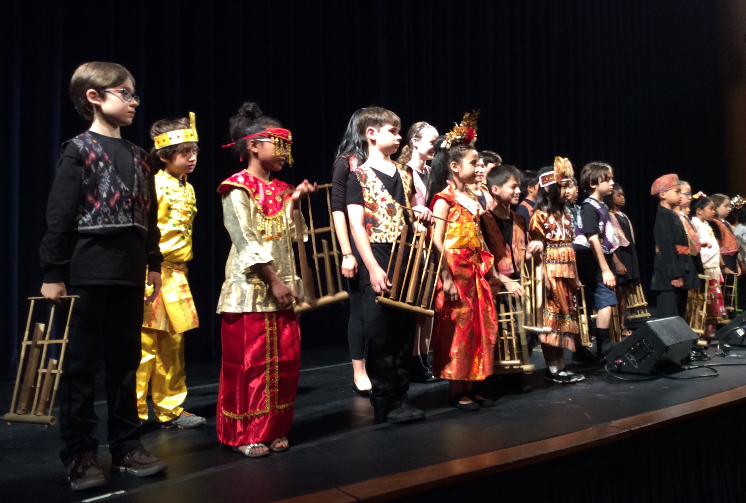 Drew Students Celebrate Asian Pacific American Heritage Month