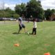 playing with ball on field (2)