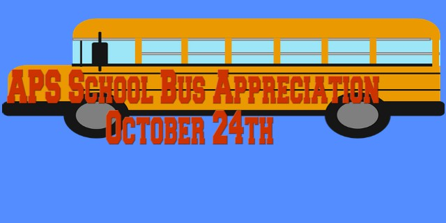 National School Bus Safety Week, October 22nd – October 26th