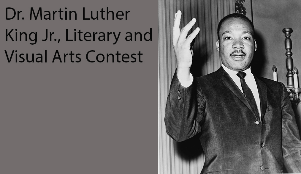 2020 Dr. Martin Luther King, Jr. Contest