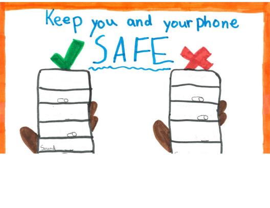 2019 Kids Safe Online Poster Contest