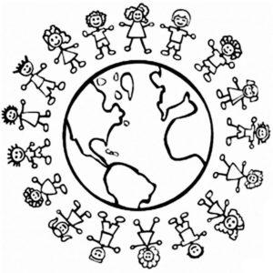 multicultural night logo