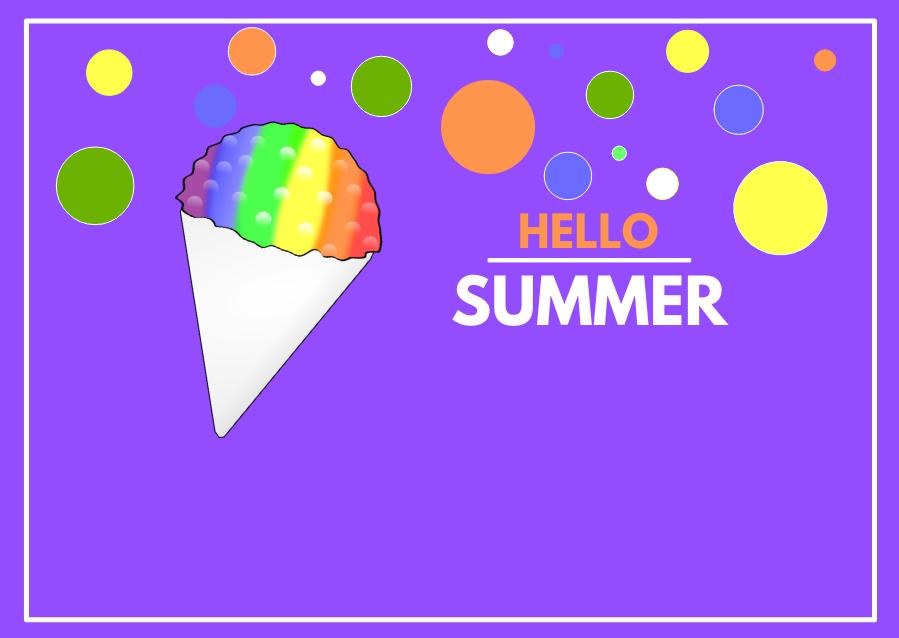 2019 Summer Activities