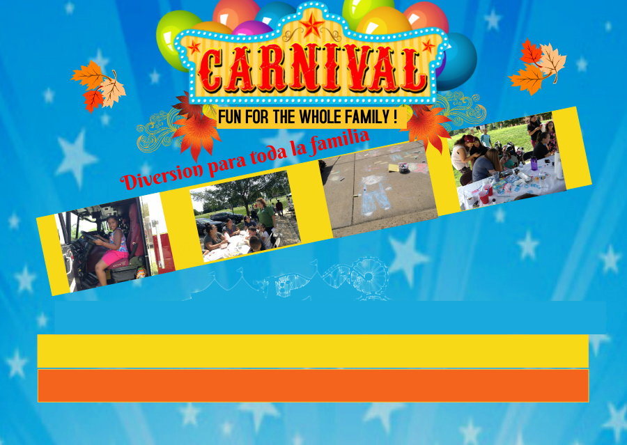 Back-to-School Carnival – Saturday, August 24th