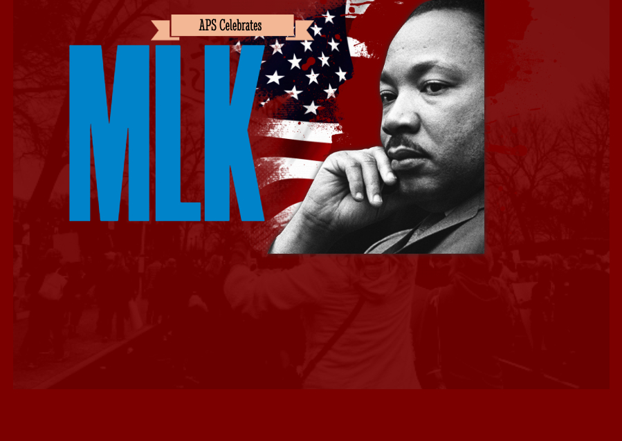 Martin Luther King Holiday – School Closed