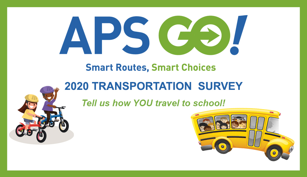 Tell Us How YOU Travel To School