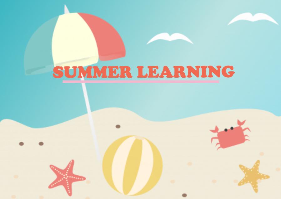 Shake Off the Summer Slide // Sacude el tobogán de verano