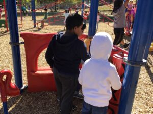 Recess-Playground Expectations Picture