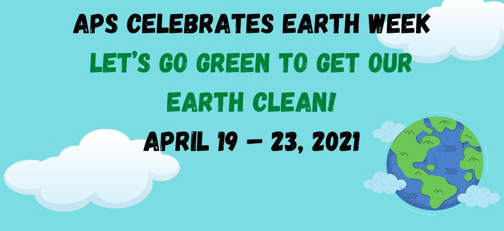 APS Celebrates Earth Week